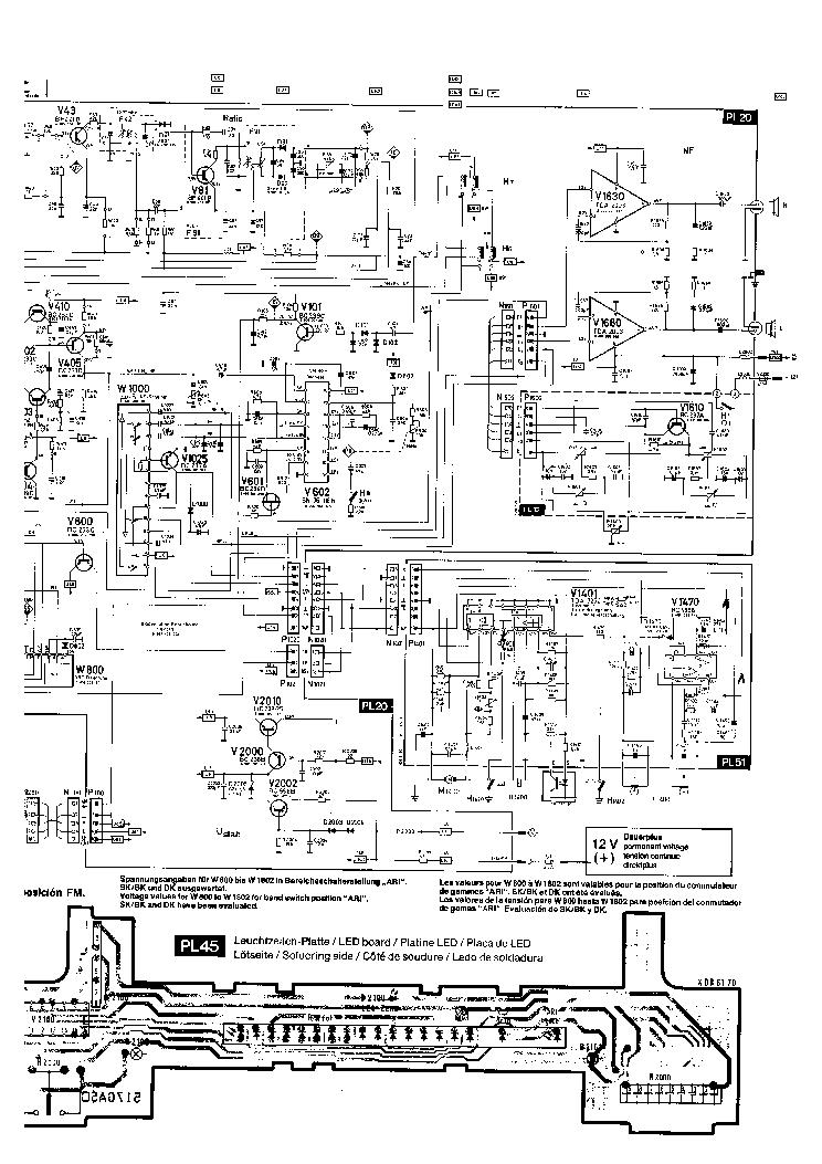 BLAUPUNKT HEIDELBERG-SM-21 SCH 1 Service Manual download