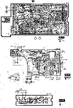 BLAUPUNKT SQR-45 SCH Service Manual download, schematics