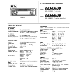 Wiring Diagram For Clarion Car Stereo Square D Well Pump Pressure Switch Schematic Cz201 Great Installation Of U2022 Sony Explode Db345mp 30