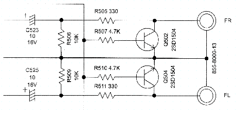 CLARION DRB-4375R Service Manual download, schematics