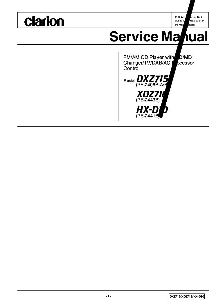 clarion xmd1 wiring diagram 2005 freightliner columbia diagram. clarion. free diagrams – readingrat.net