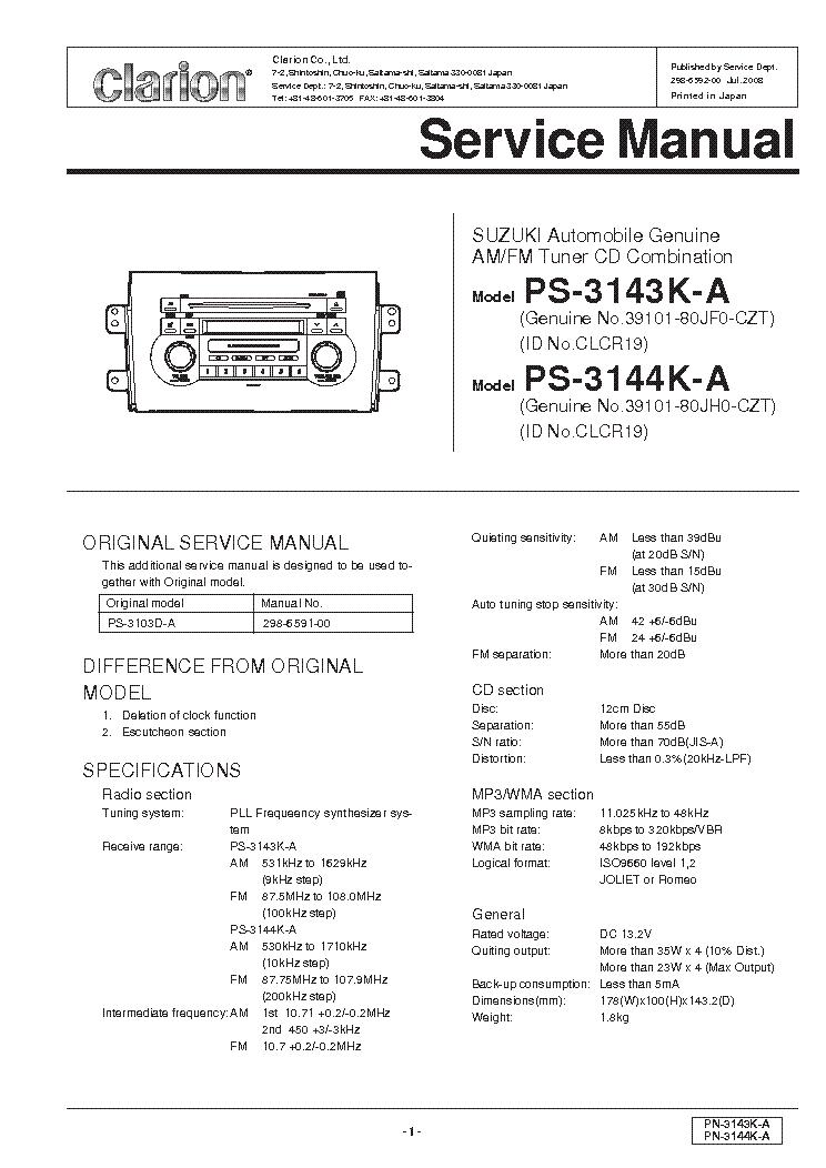 clarion_ps3143ka_ps3144ka.pdf_1?resize\\\\\\\\\\\\\\\=665%2C940\\\\\\\\\\\\\\\&ssl\\\\\\\\\\\\\\\=1 clarion dxz275mp wiring diagram diagram on clarion cd \u2022 free muncie pto wiring diagram at gsmportal.co