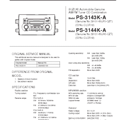 Clarion Cz100 Wiring Diagram Dometic Thermostat - Somurich.com