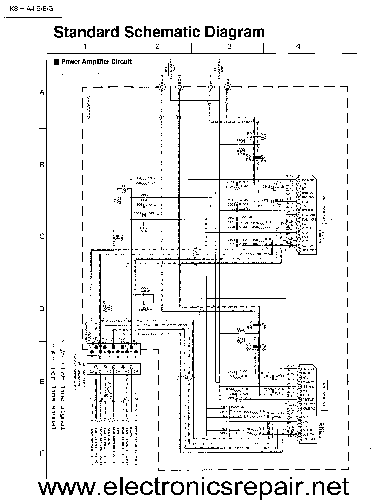 JVC KD-MK88 Service Manual free download, schematics