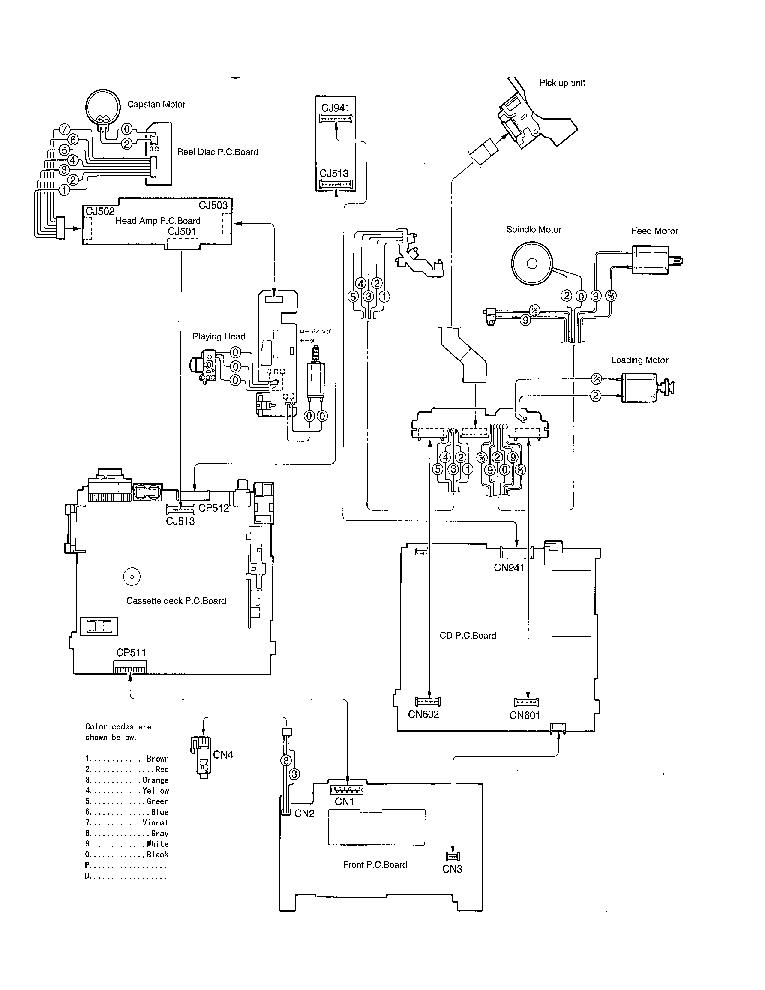 JVC KD-AR470 KD-G420 KD-G521 KD-G524 KD-G525 KD-G527-MA232