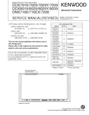 Kenwood Dnx 7100 Manual  chartsky