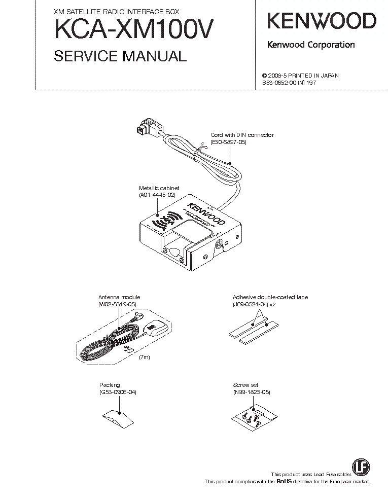 Kenwood Ddx7019 Wiring Diagram. Wiring. Wiring Diagrams