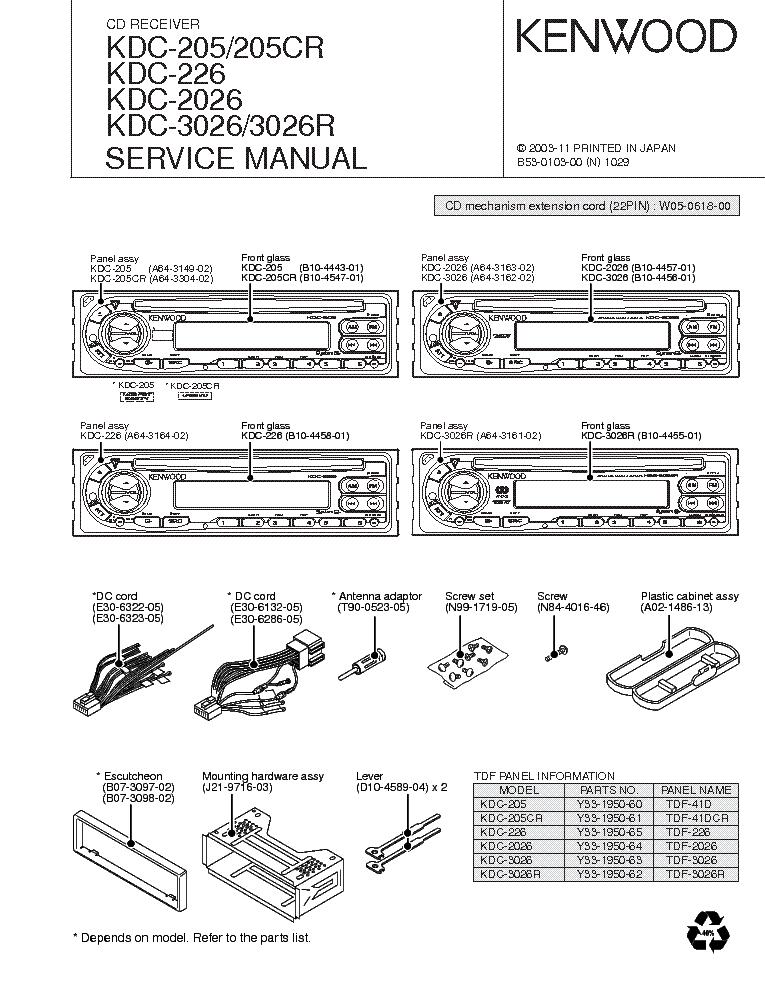car stereo wiring diagram kenwood model kdc bt555u kenwood Kenwood Sub Amp Wiring Harness Colors Kenwood Sub Amp Wiring Harness Colors