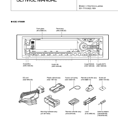 Kenwood Kdc Wiring Diagram Manual Johnson Outboard Dealers Brisbane Kdc-v7090r-y Sm Service Download, Schematics, Eeprom, Repair Info For Electronics ...
