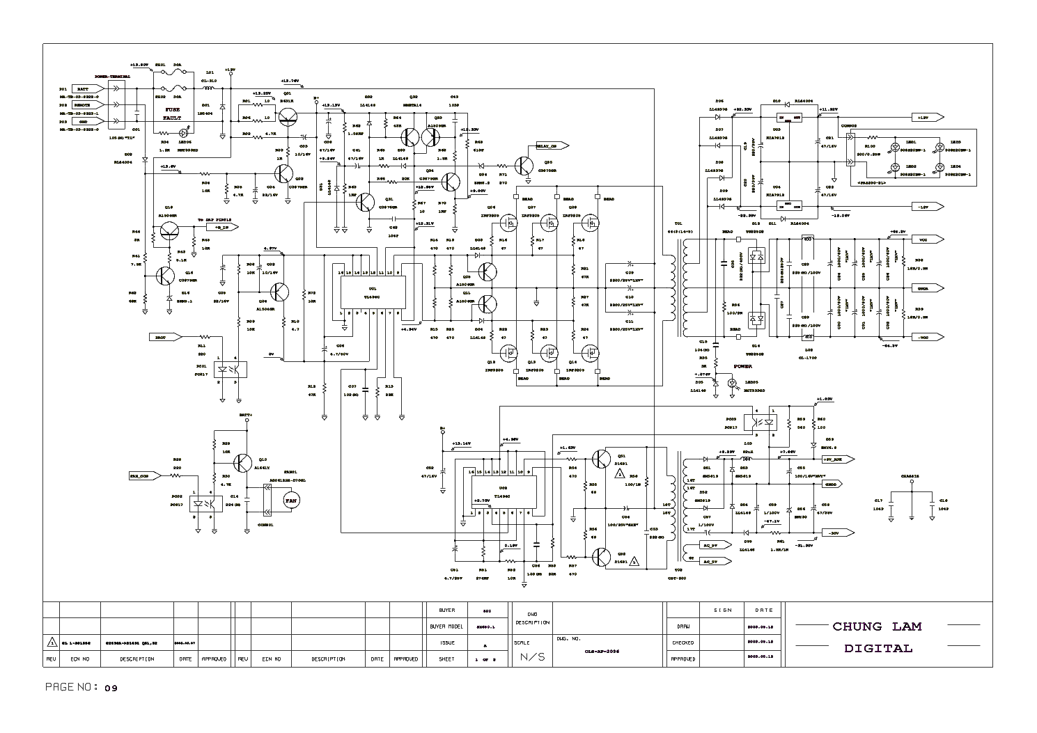 Stk Stereo Amplifier Circuit Diagram