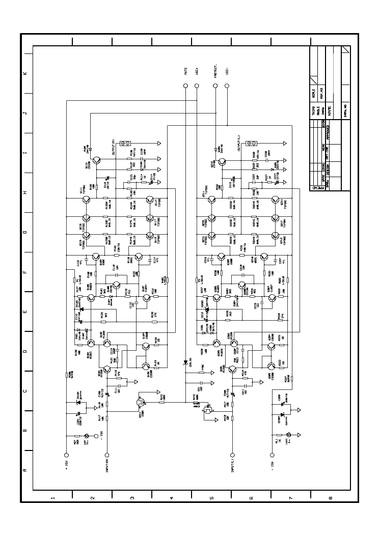 MYSTERY MA2.300M SCH Service Manual download, schematics