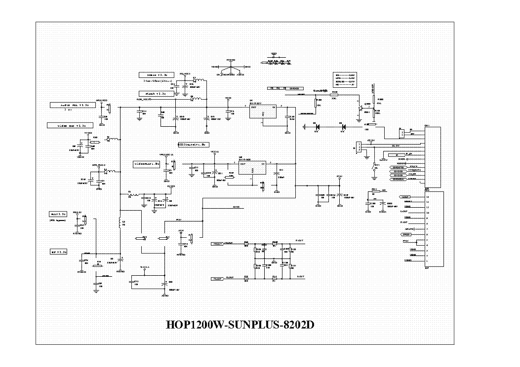 MYSTERY MMD-574 Service Manual download, schematics