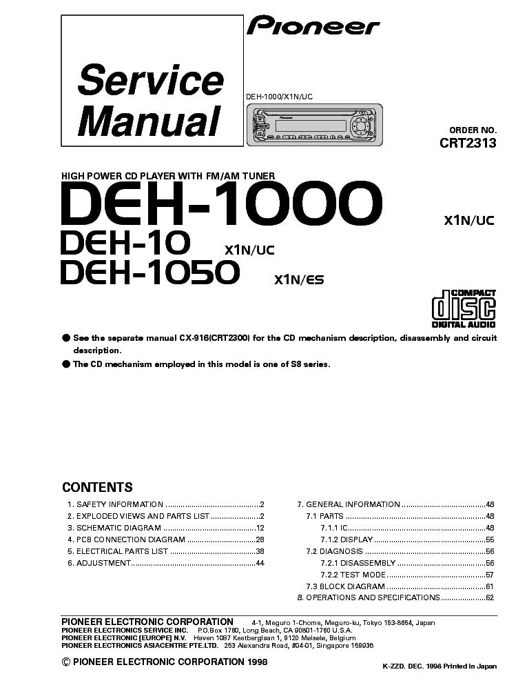 pioneer_deh 1000_10_1015_crt2313.pdf_1 pioneer deh 1000 wiring diagram efcaviation com pioneer deh 1500 wiring diagram at fashall.co