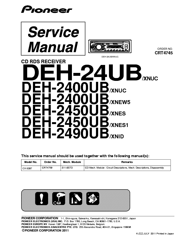 pioneer deh 3200ub wiring diagram for rv batteries 24ub stereo diagrams deh-73bt ~ elsavadorla