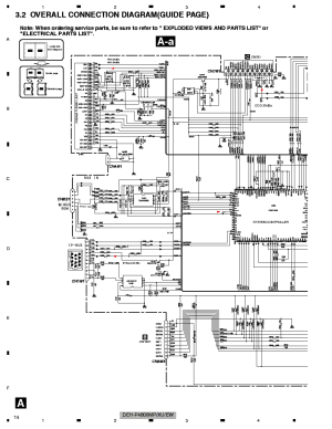 What Is The Wiring Diagram For Pioneer Deh The Qa Wiki