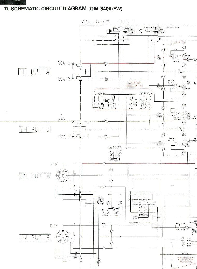 medium resolution of pioneer gm 3400 wiring diagram just wiring diagram gm 3400 wiring diagram