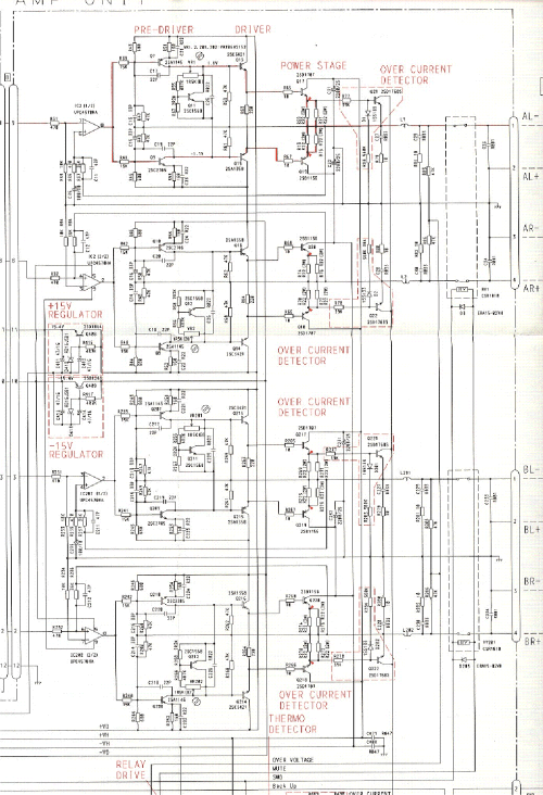 small resolution of pioneer gm h120 sch 2 service manual 2nd page