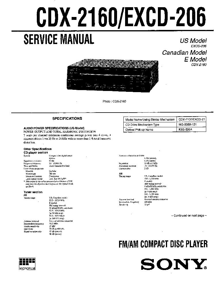 Wiring Diagram For Sony Cdx Gt250mp Wiring Diagram Schematic Sony Cdx