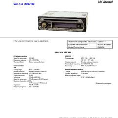 Sony Cdx Gt450u Wiring Diagram Carburetor Vacuum Line Xplod Gt310 Deck Wiring-diagram ~ Elsavadorla