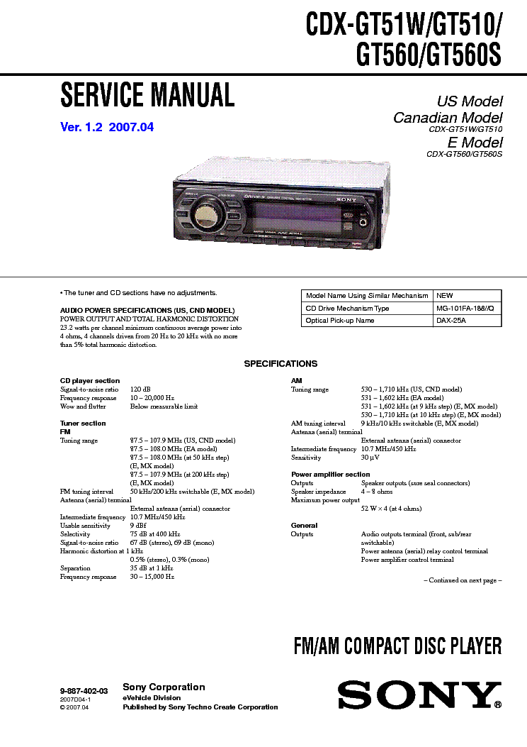 sony cdx gt55uiw wiring diagram whirlpool cabrio washer manual free for you gt600ui 31 images ui m