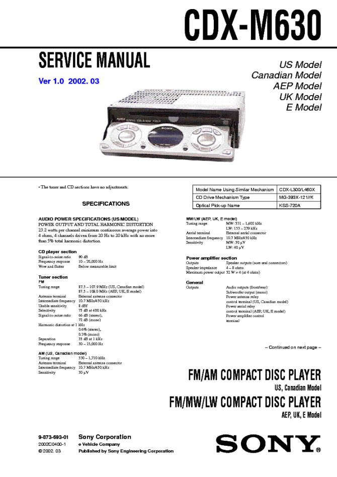 diagram sony cdx m630 wiring diagram full version hd