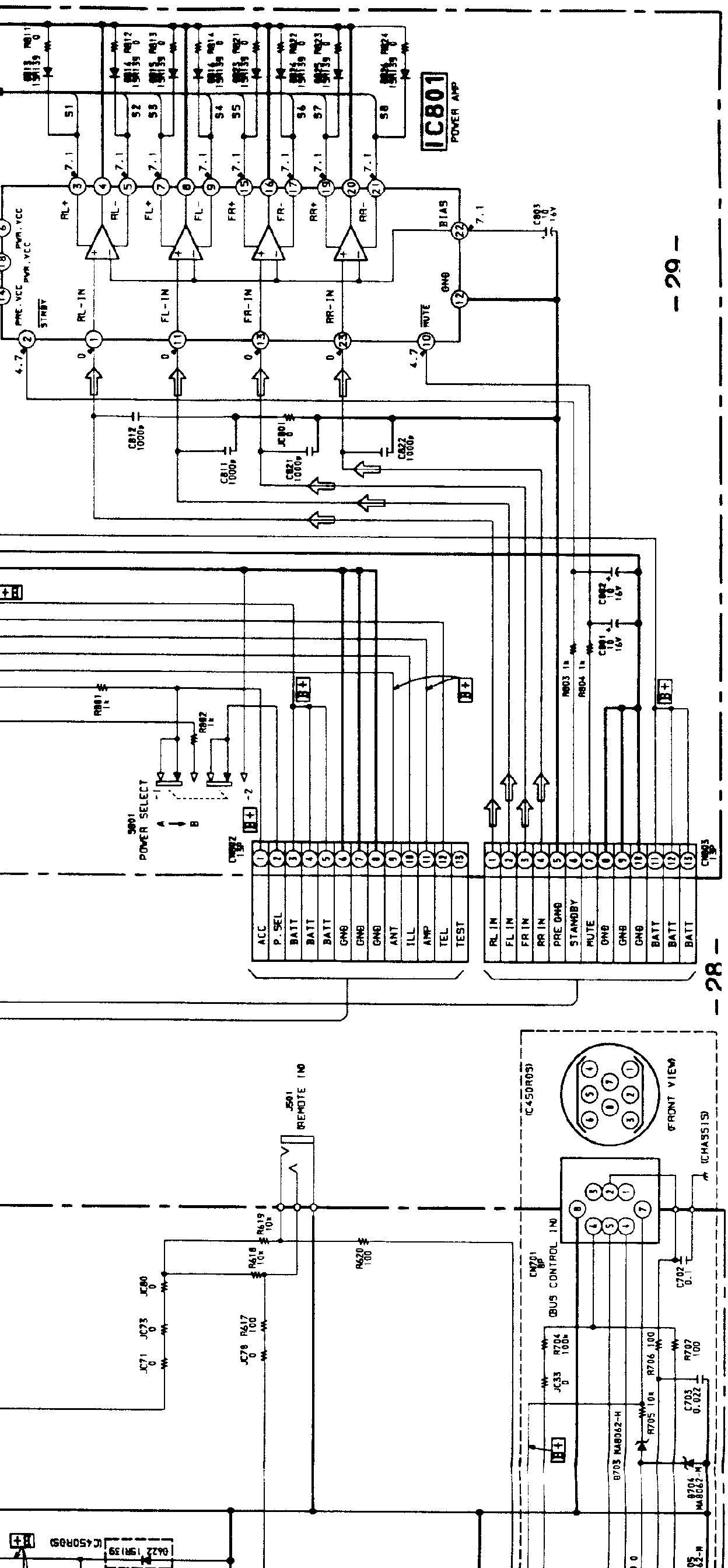 sony cdx gt10w wiring harness diagram