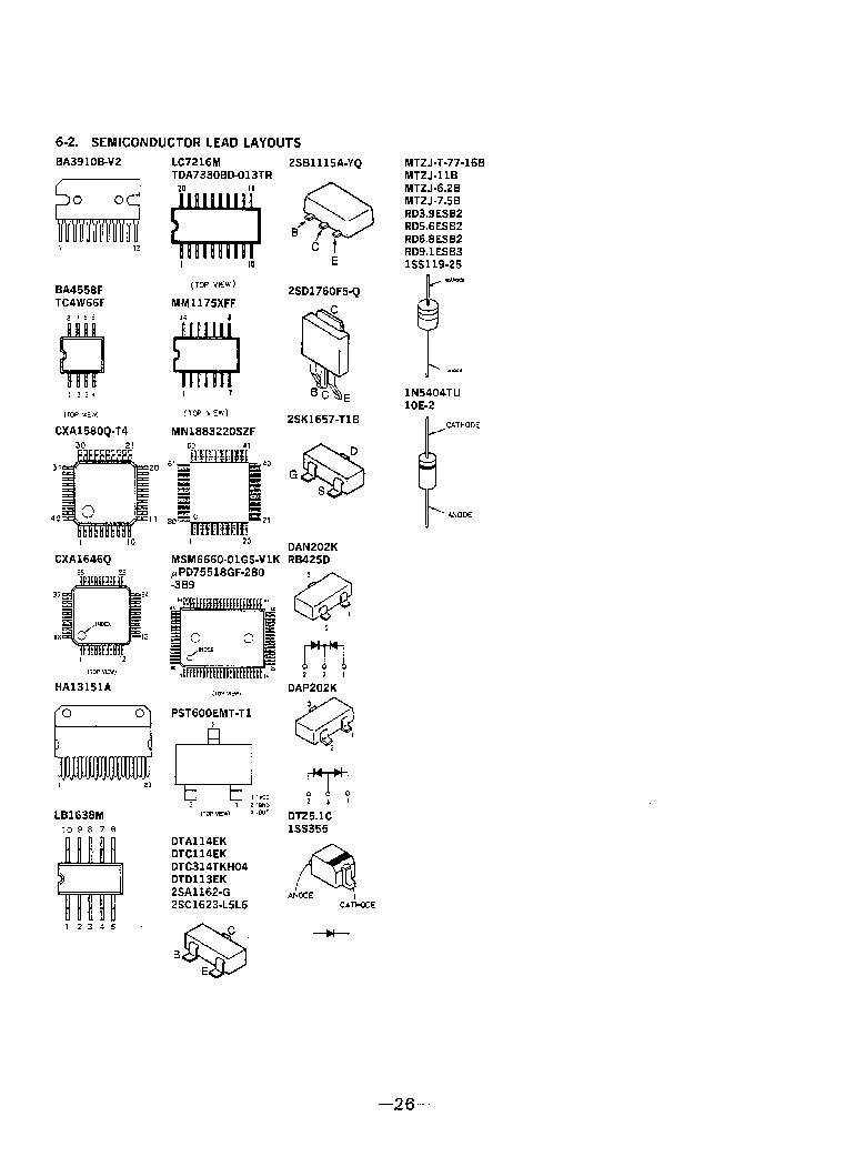SONY XR-C420RDS Service Manual download, schematics