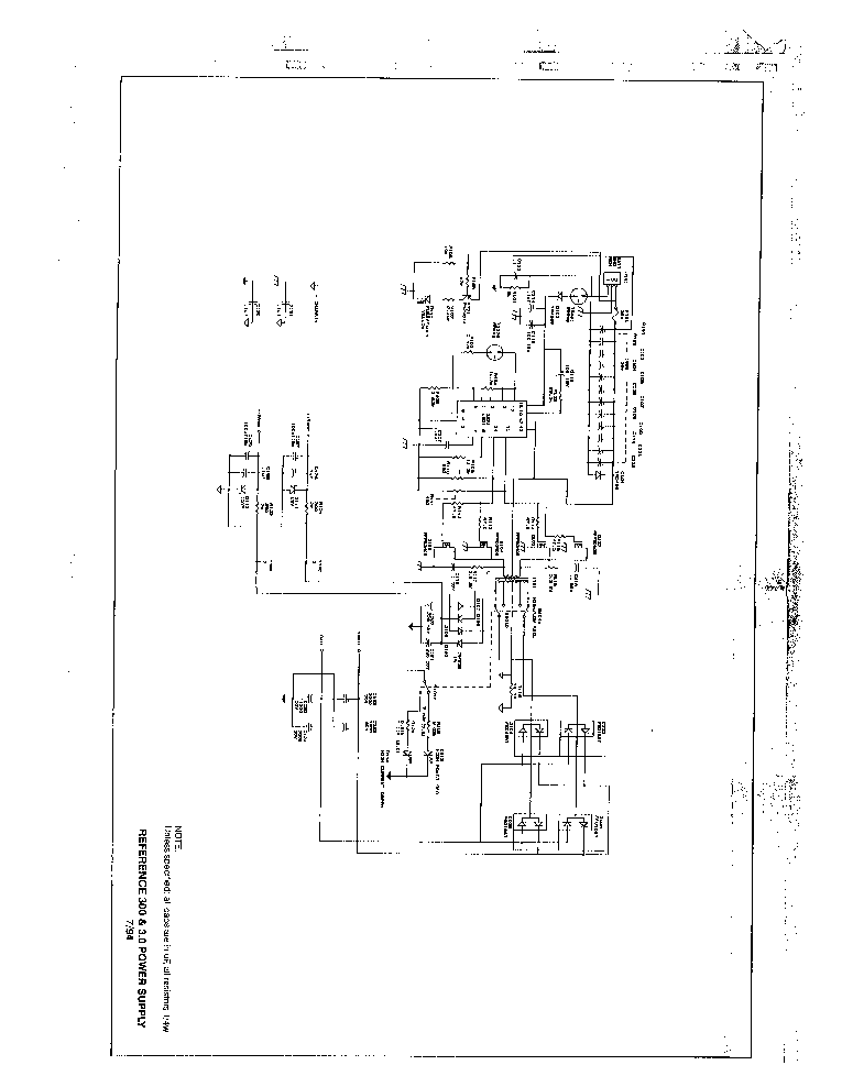SOUNDSTREAM TR8802 SCH Service Manual download, schematics