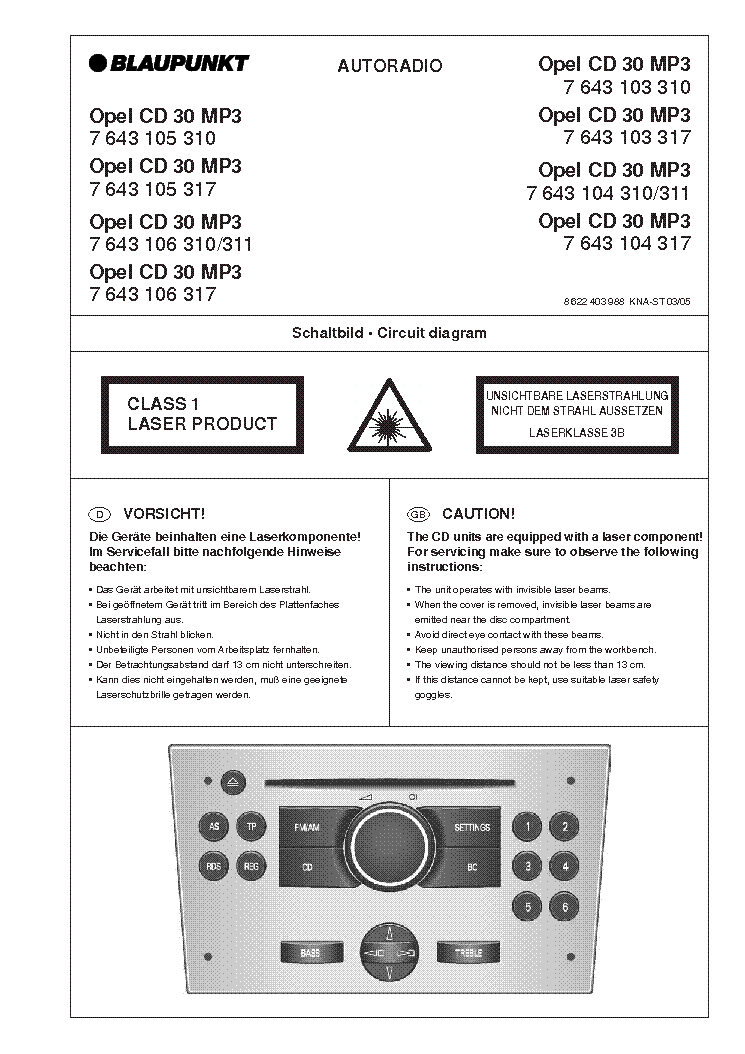 blaupunkt_cd30_mp3_opel.pdf_1?resize\=665%2C941\&ssl\=1 blaupunkt 520 wiring diagram rostra wiring diagram \u2022 wiring Chevy Wiring Harness Diagram at panicattacktreatment.co