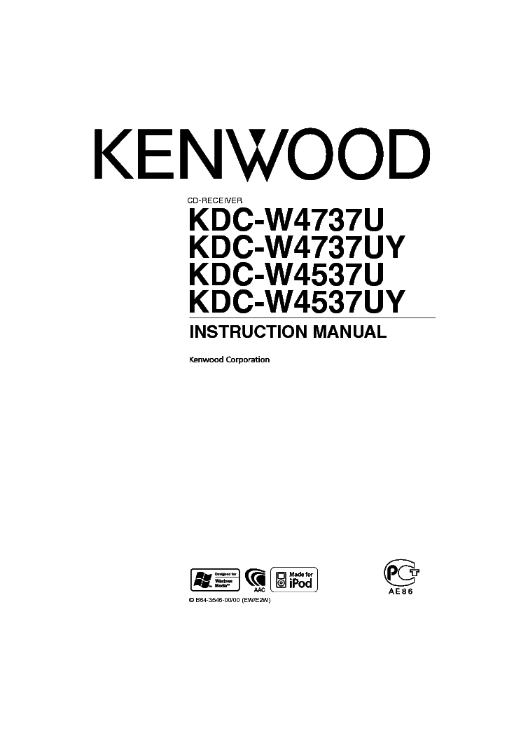 KENWOOD KRC-PS1077-977-877-777R Service Manual download