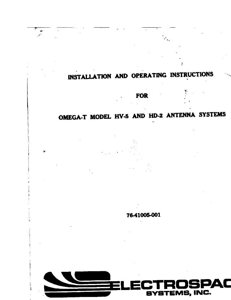E F JOHNSON VIKING ADVENTURER TRANSMITTER Service Manual