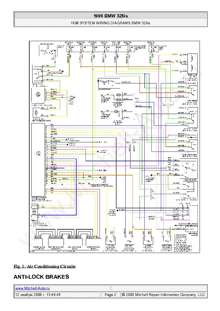 Bmw e36 wiring diagram pdf