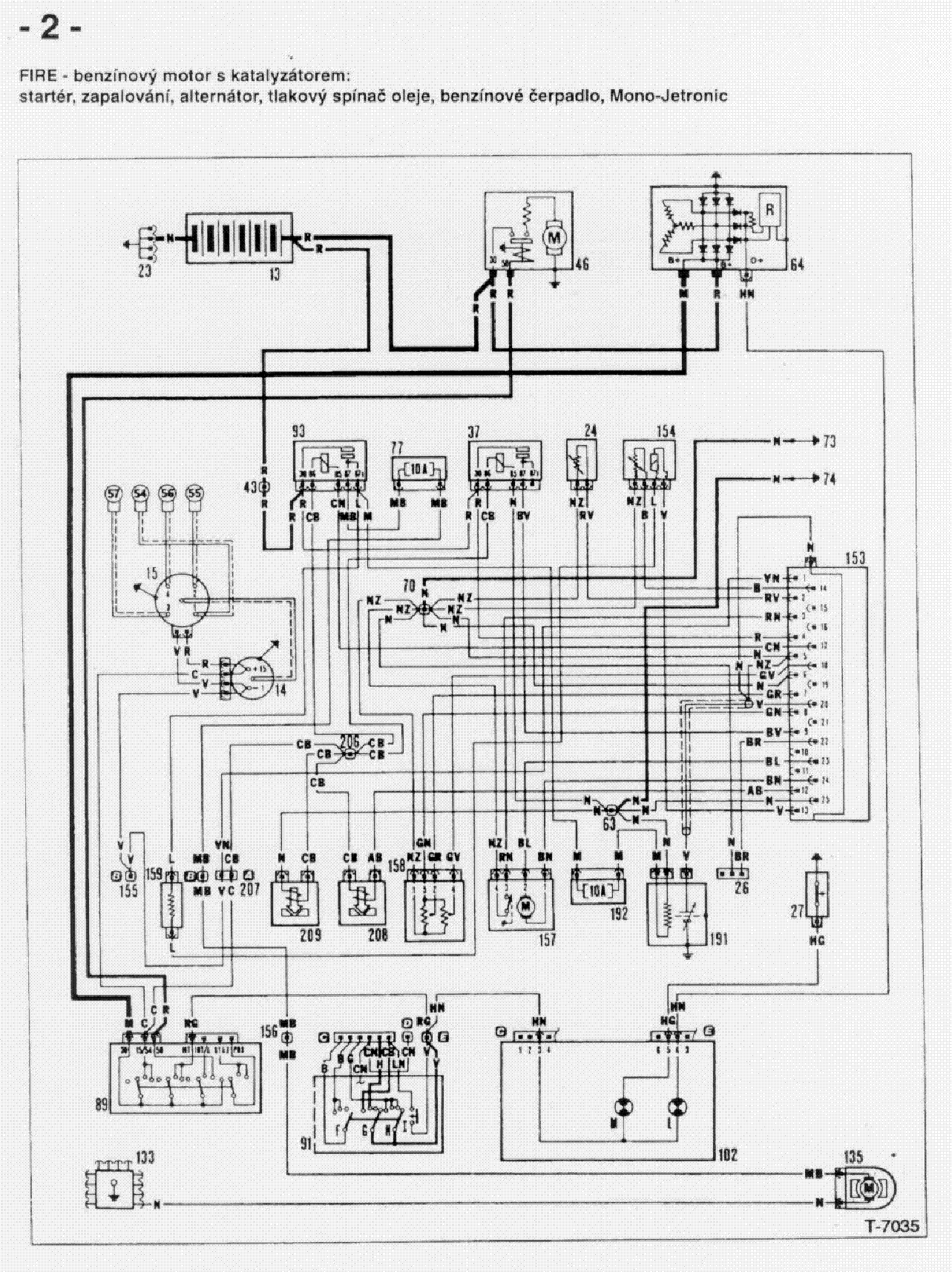 hight resolution of fiat uno 1100 wiring diagram wiring diagram schematic fiat punto electrical wiring diagram fiat uno electrical wiring diagram
