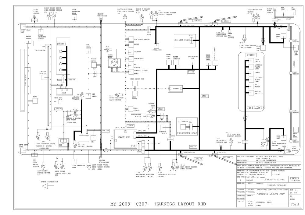 medium resolution of ford galaxy wiring diagram pdf wiring diagram 1997 ford e150 wiring diagram ford mk2 wiring
