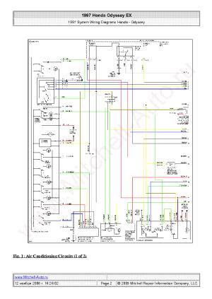 HONDA S2000 2005 WIRING DIAGRAMS SCH Service Manual