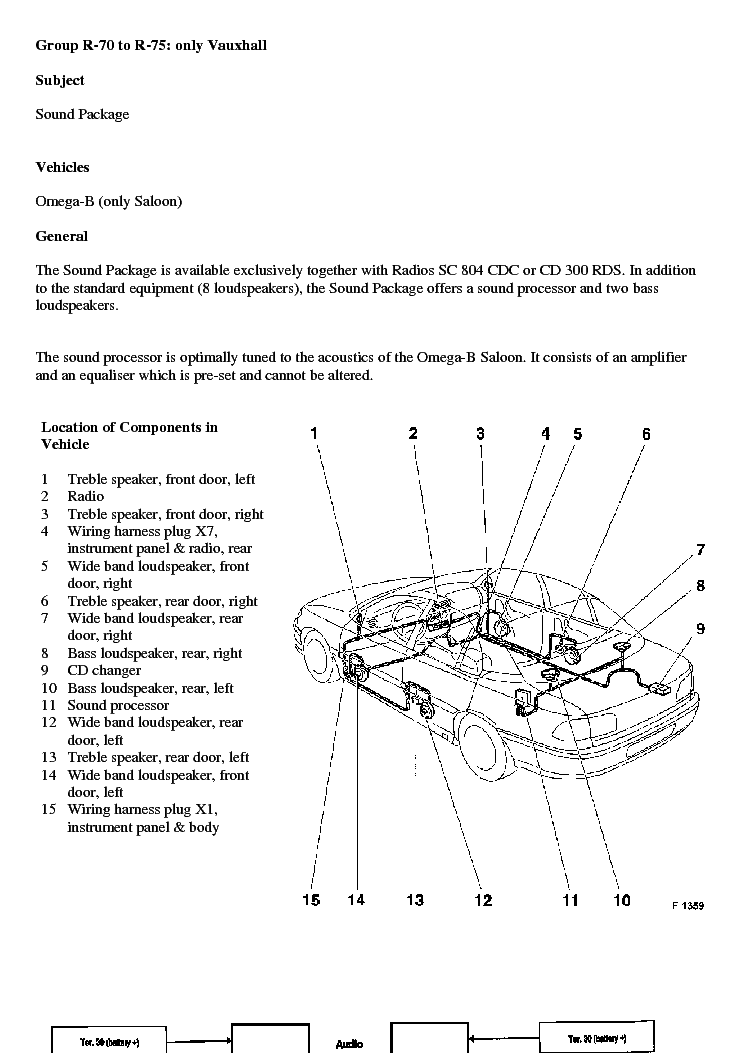 opel corsa b radio wiring diagram pool timer intermatic schematic pdf audio system tag workshop
