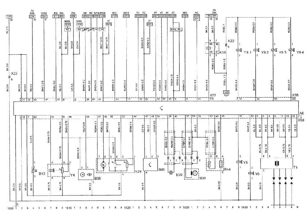 Vauxhall Astra Wiring Diagram: vauxhall astra h wiring diagram pdf at sanghur.org