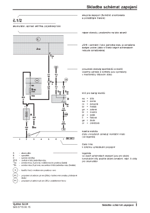 Skoda Octavia 2 Wiring Diagram  All Diagram Schematics