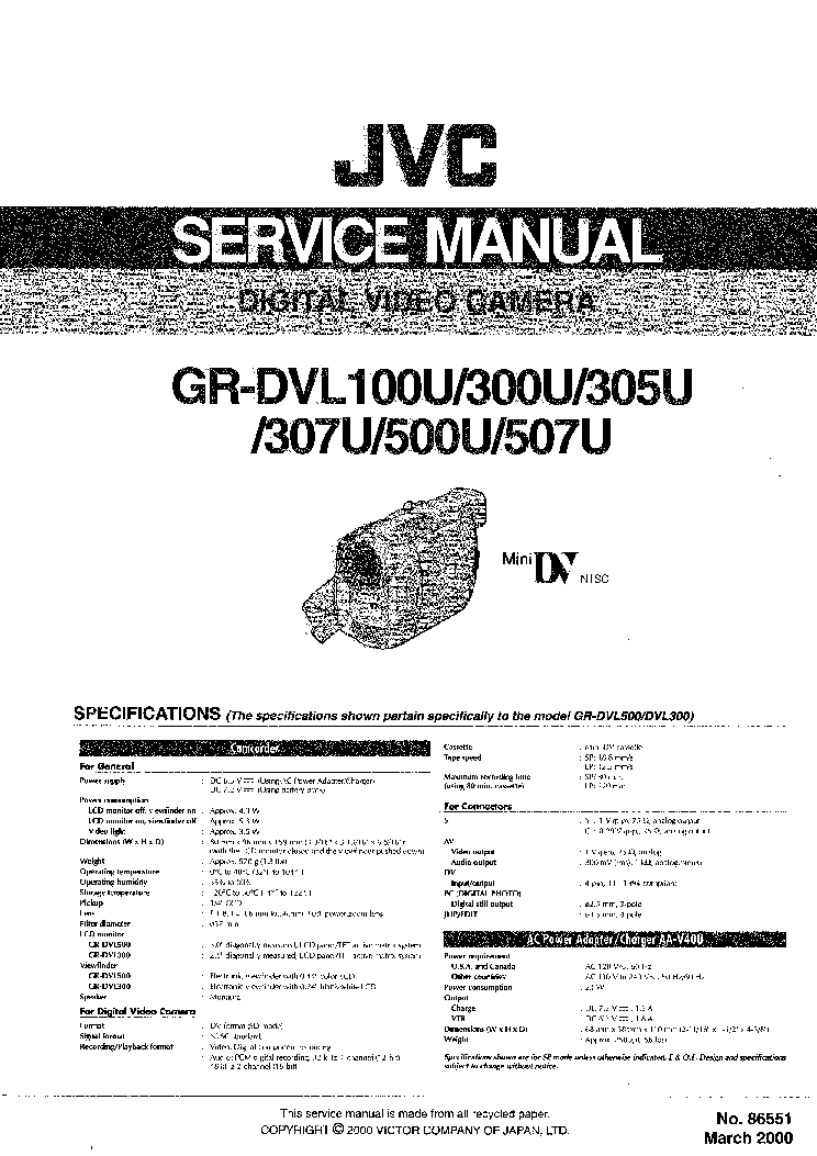 JVC GY-HM790-CHE CHU E U-HC034- Service Manual download