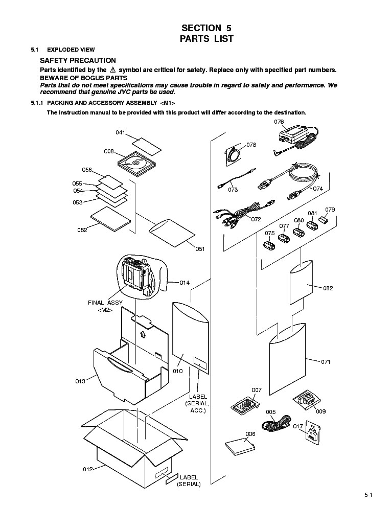 JVC GR-D20 D21 D40-EK-EX-EY-EZ SM Service Manual download