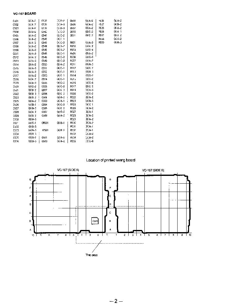 SONY CCD-TR54 TR64 TR74 TR84 TR94 TR440 TR490 SM SUPP3