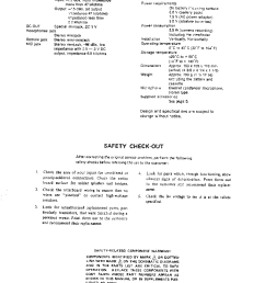 sony ccd tr705e 1 service manual 2nd page  [ 763 x 1051 Pixel ]