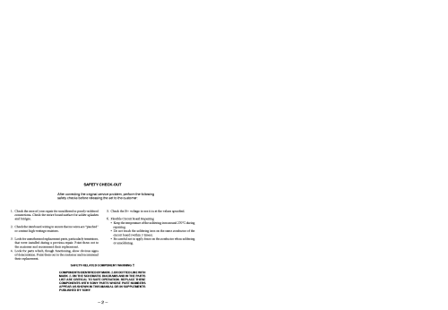 small resolution of sony ccd trv300e sm service manual 2nd page