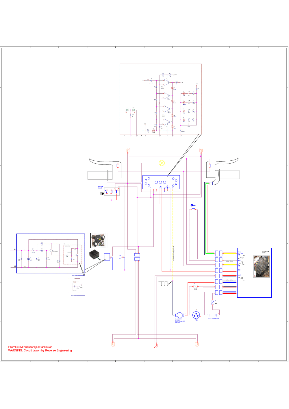 medium resolution of trotico china e scooter wiring diagram repair info service manual bmw c1 scooter wiring schematic scooter wiring schematics