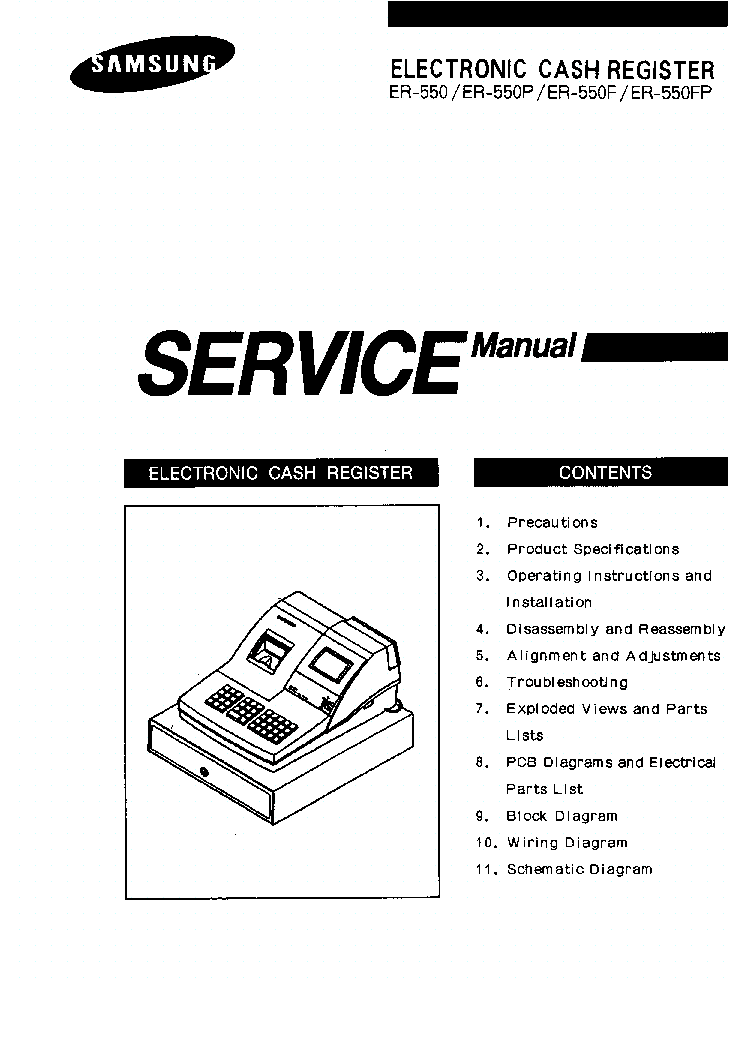 SAMSUNG BN44-00274A Service Manual free download