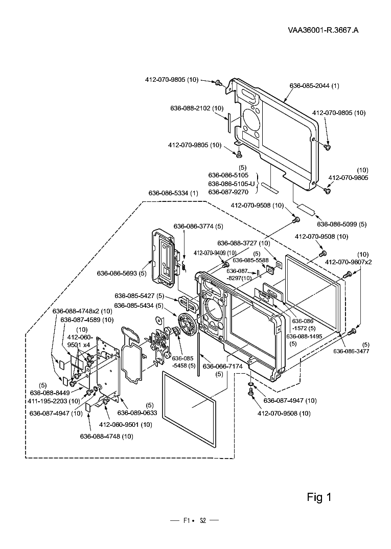 NIKON COOLPIX S2 PARTS Service Manual download, schematics