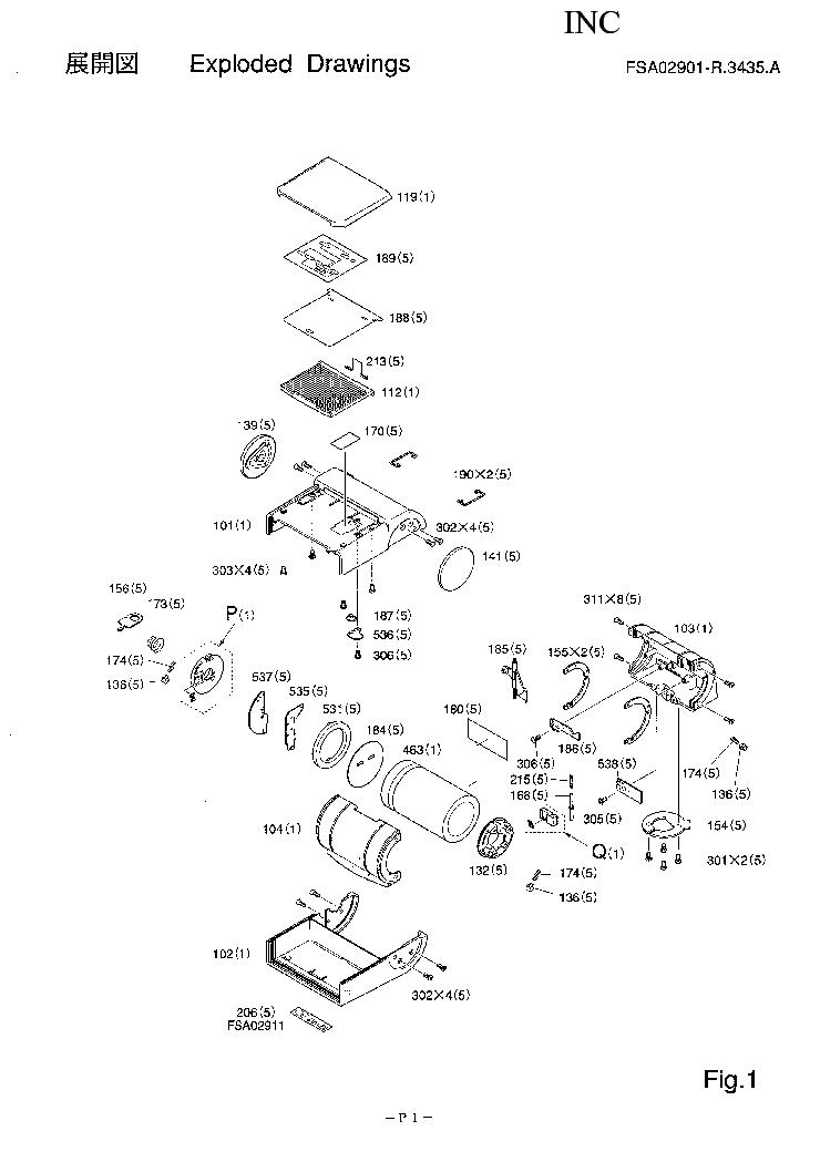 NIKON SB-28 PARTS Service Manual download, schematics