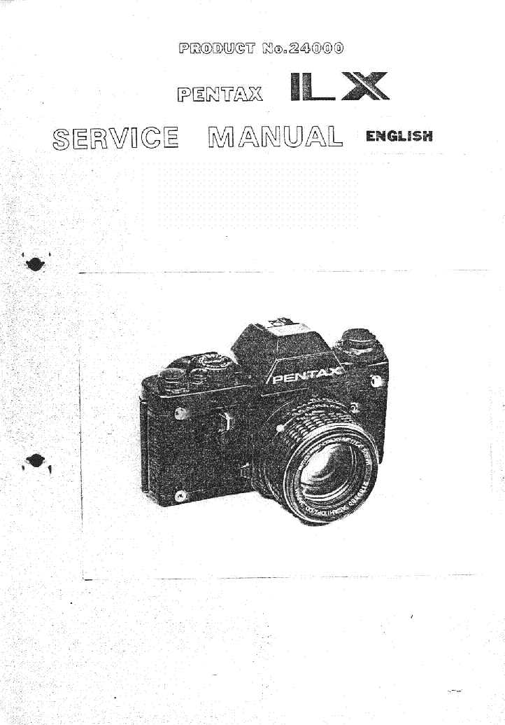 PENTAX ME SUPER Service Manual download, schematics