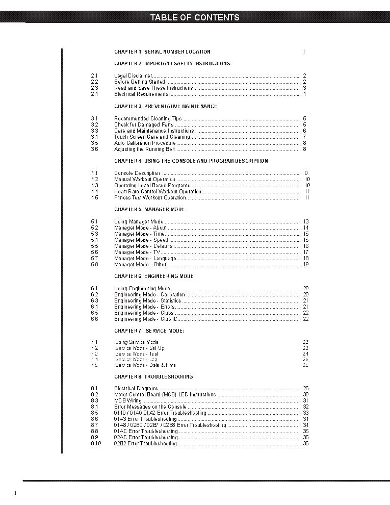 MATRIX T7XE-03 SM Service Manual download, schematics