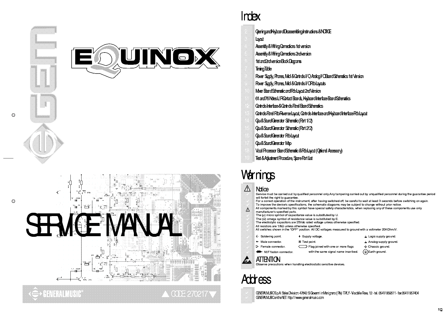 GEM PRP6 PRP7 PRP8 SERVICE MANUAL Service Manual download